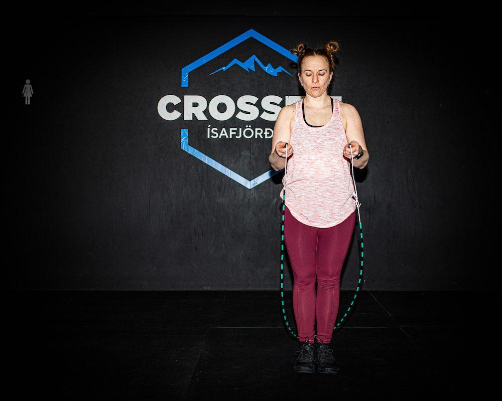 tuplahyppyjen harjoittelu crossfit