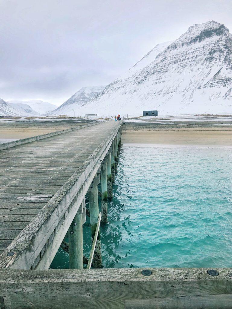 Länsivuonot Islanti