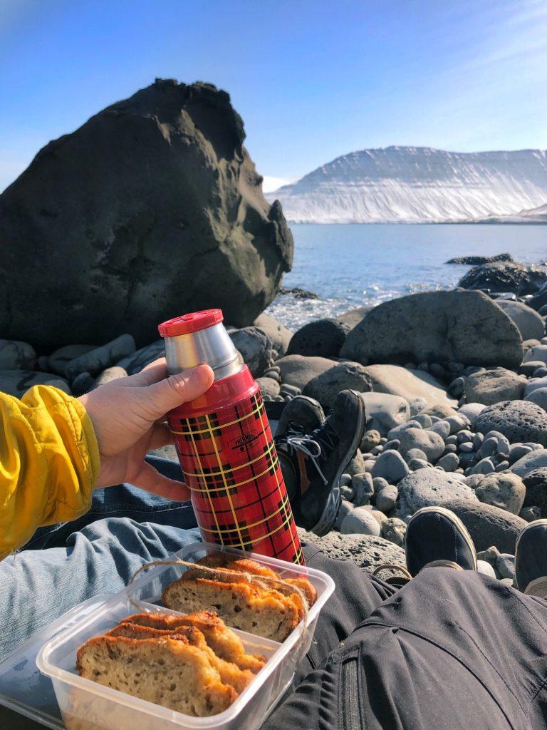 Länsivuonot Islanti retki perheloma