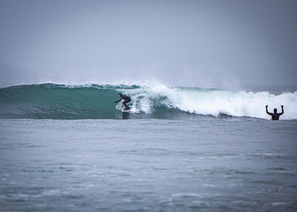 Länsivuonot surffaus päiväretki