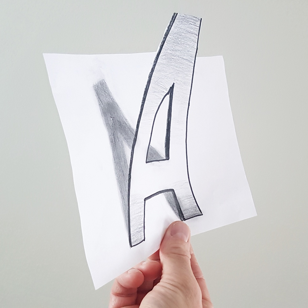 kolmiulotteinen piirtaminen 3d harjoittelu