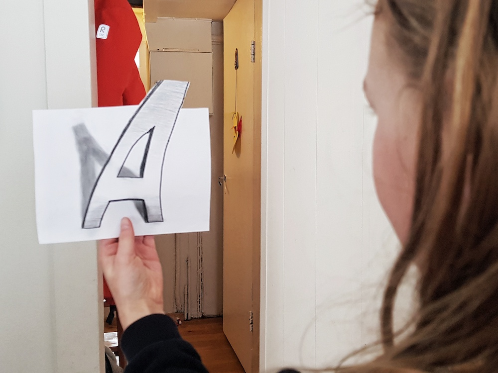 kolmiulotteinen piirtaminen harjoittelu