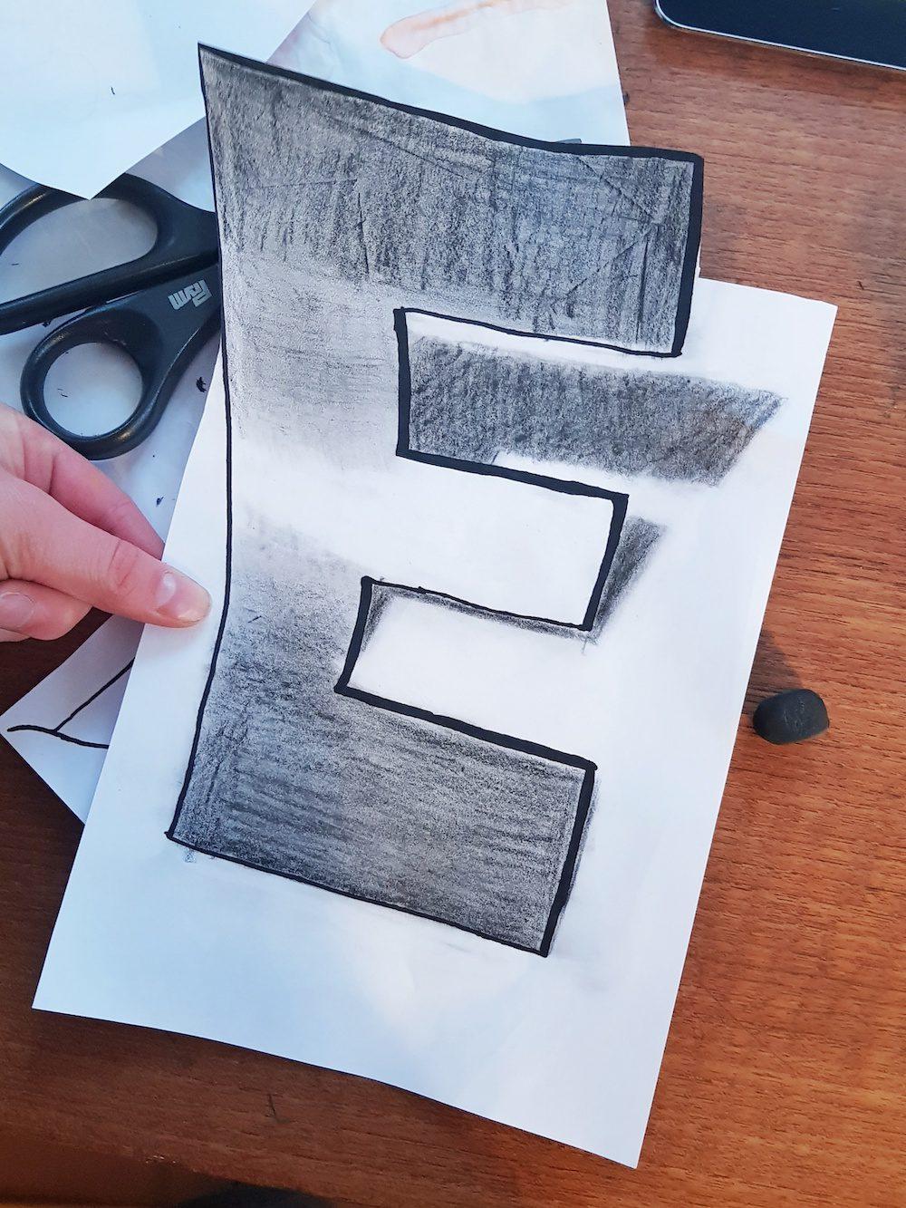 kolmiulotteinen piirtaminen