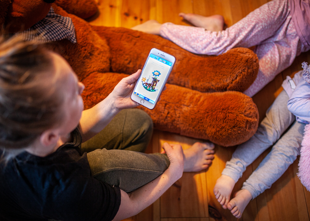 satuja lapsille netissä