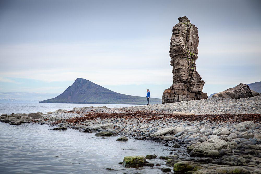matkavinkkejä länsivuonoille islantiin