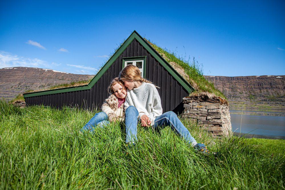 tienvarsikahvila islanti länsivuonot