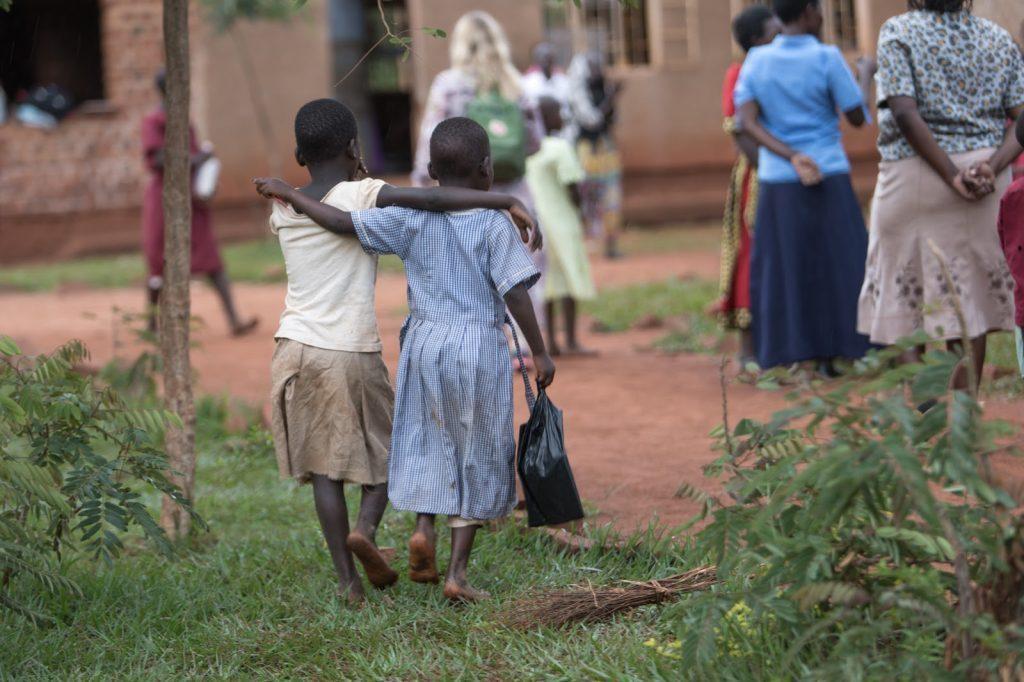 uganda koulussa