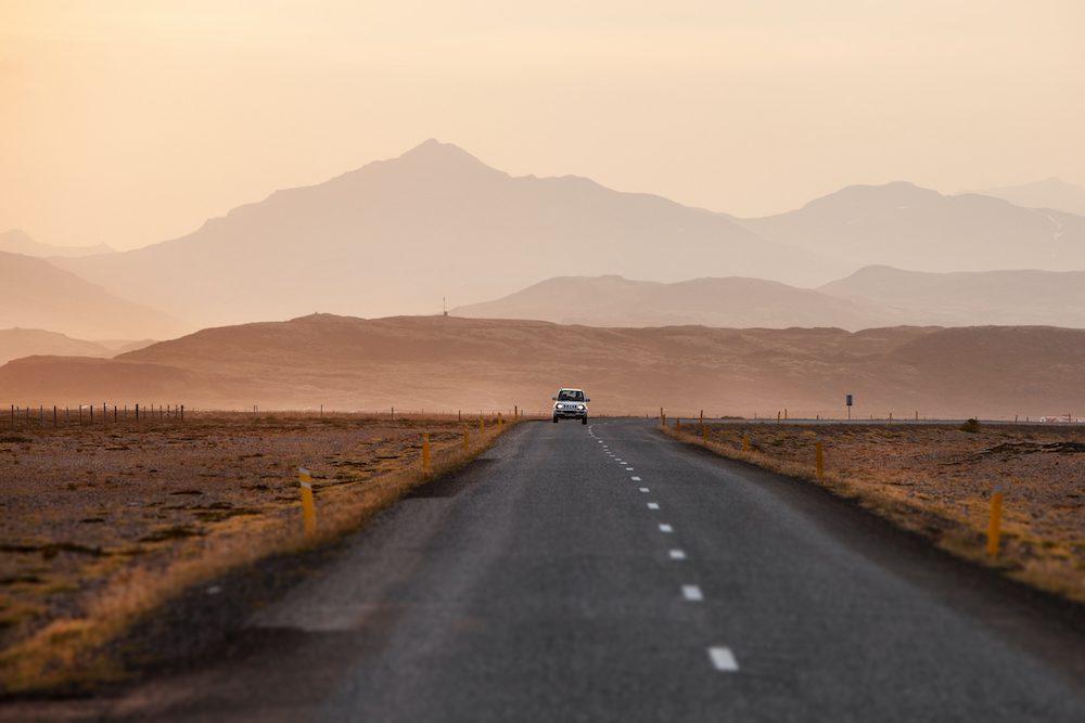 Islannin ympäri autolla matkavinkit Islantiin