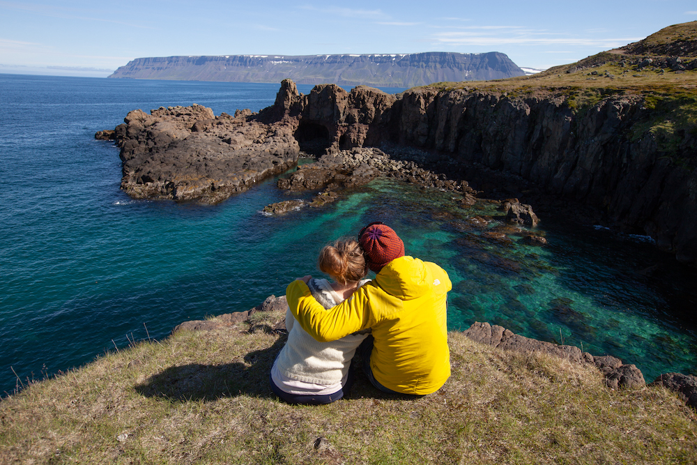islannissa asuminen
