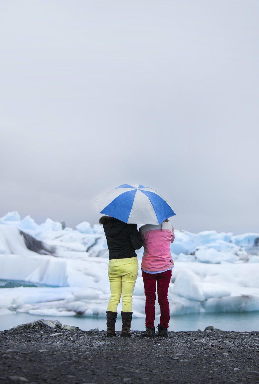 Islanti jäätikkö islanti kartta