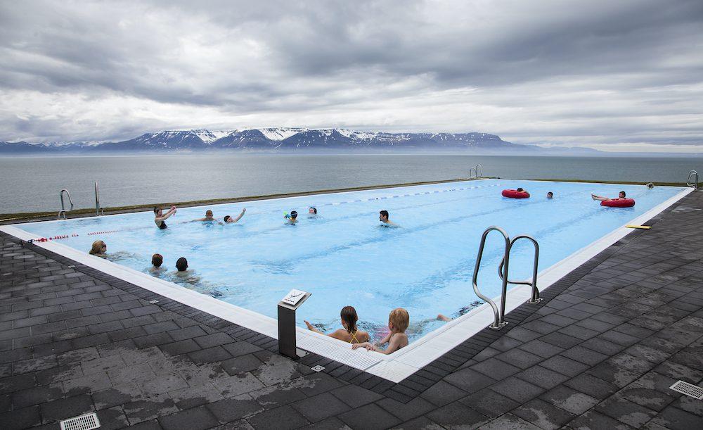 pohjois-islanti islannin kartta
