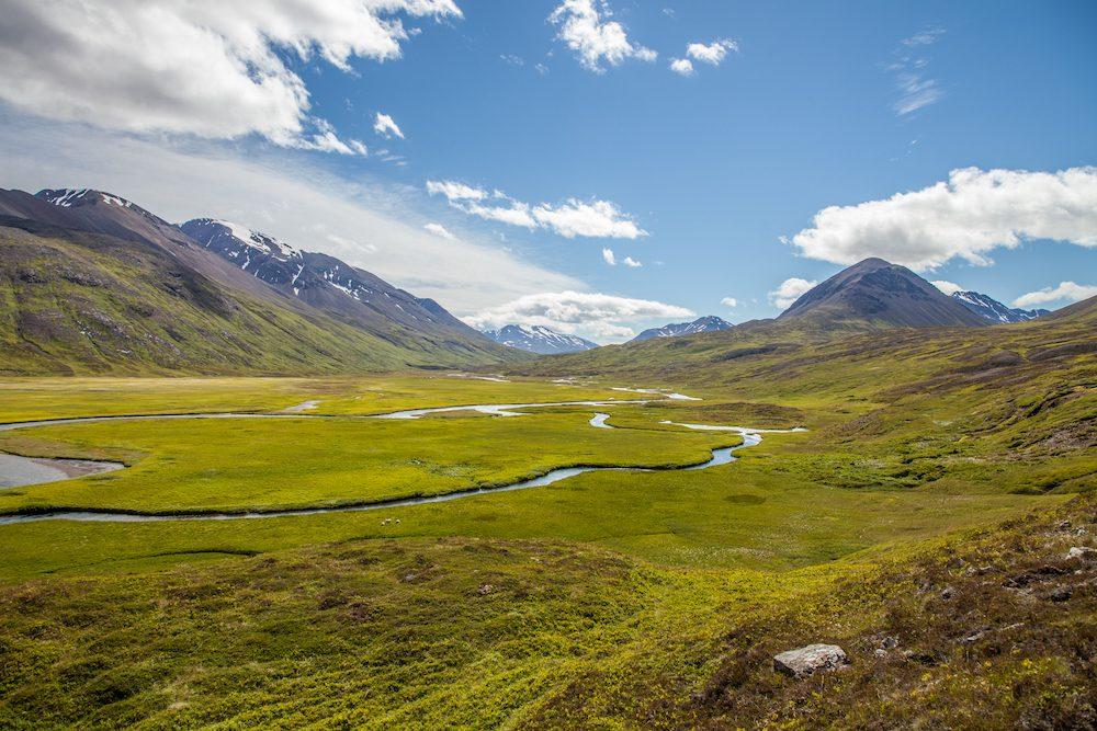 Issikkavaellus islanti pohjoisislanti