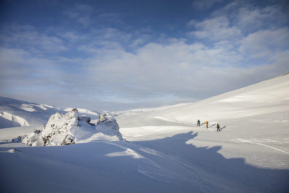 hiihtovaellus islannissa 2