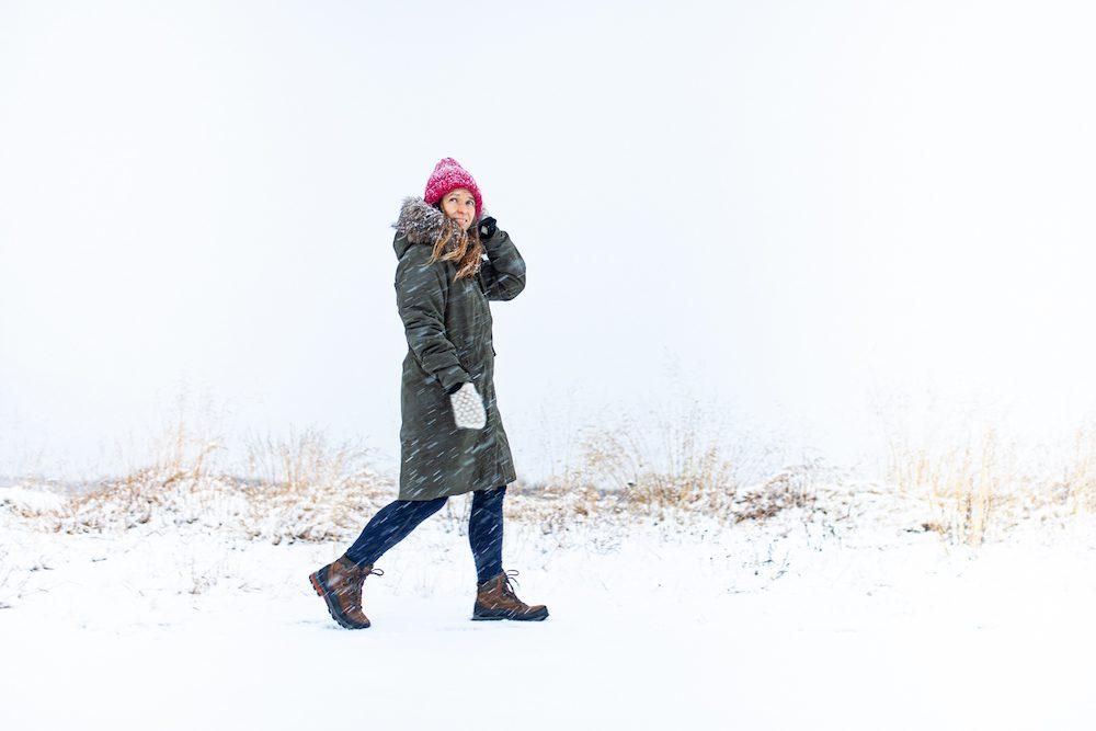 talvitakin valinta pohjoiseen talveen