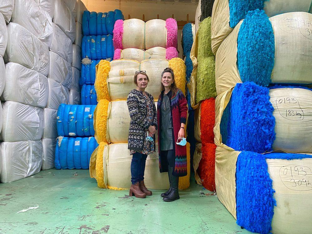 islantilainen villalanka villapaita villatehdas vierailu