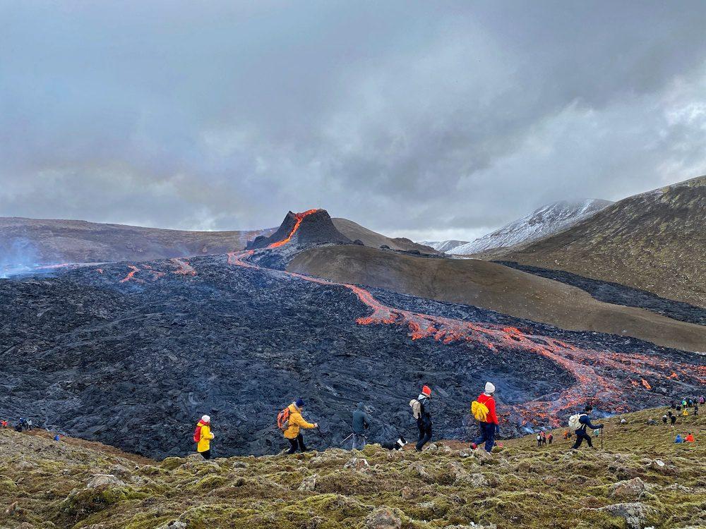 islanti tulivuorenpurkaus matkavinkki islantiin