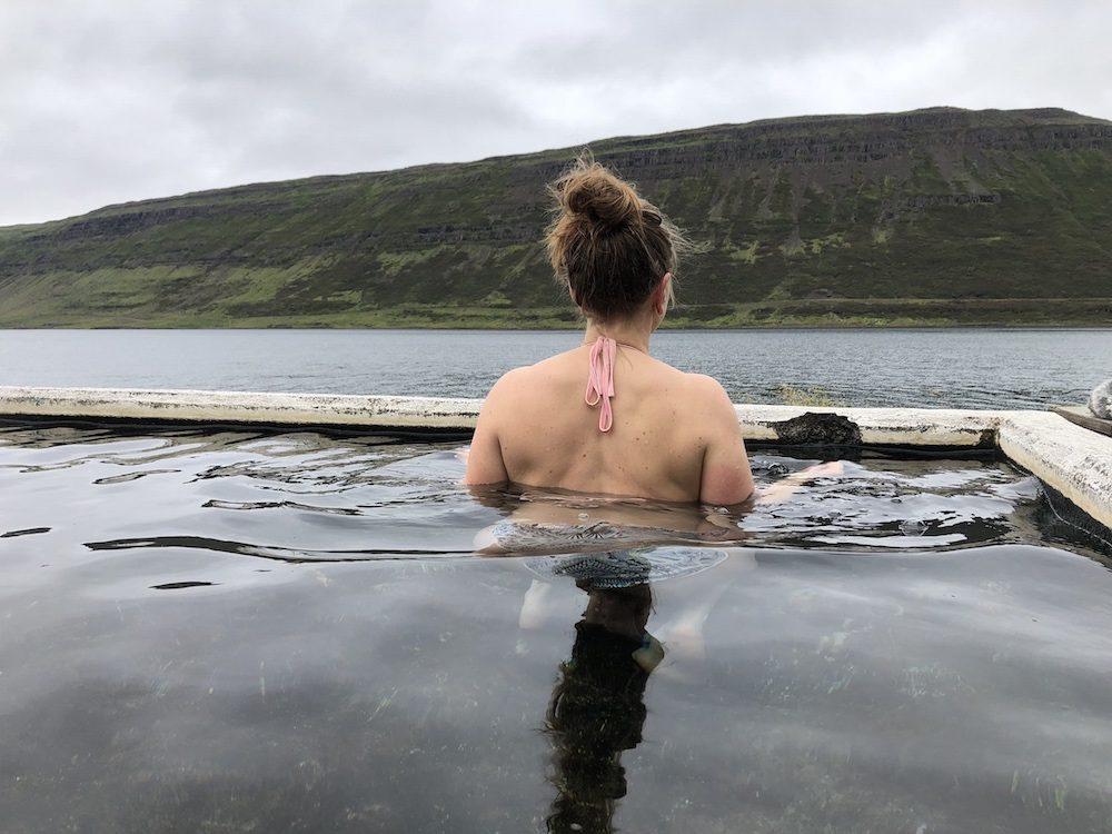 horgshlid islannin luonnon uimapaikat