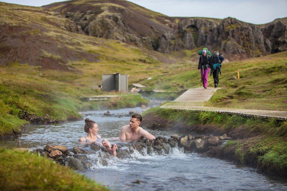reykjadalur islannin luonnon uimapaikat